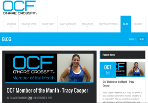 OCF-Website